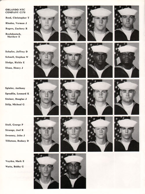 Company 86-C170 Recruits, Page 4