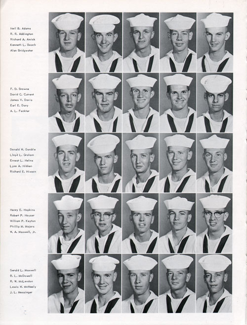 Company 57-344 Recruits Page Two