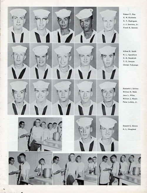 Company 58-226 Recruits Page Three