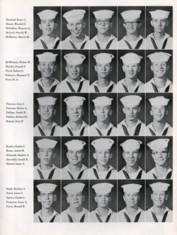 Company 59-446 Recruits Page