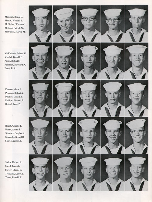 Company 59-446 Recruits Page Three
