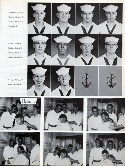 Company 60-368 Recruits Page Five