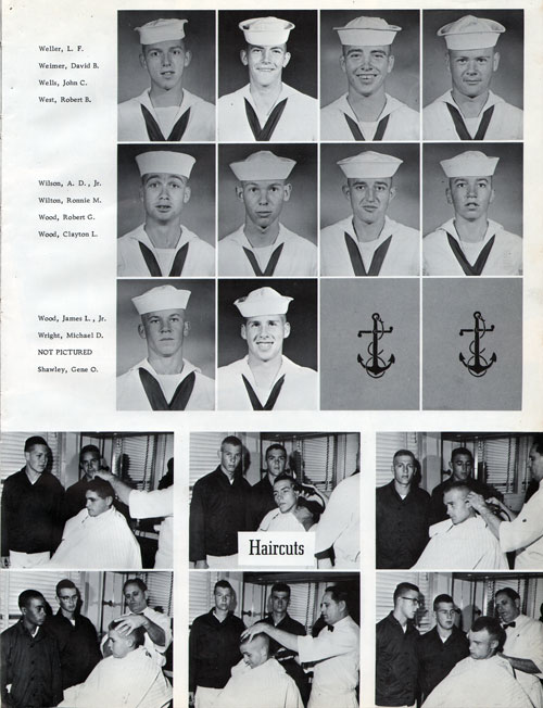 Company 60-502 Recruits Page Five