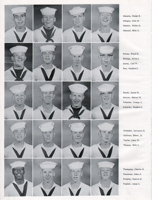 Company 60-594 Recruits Page Four
