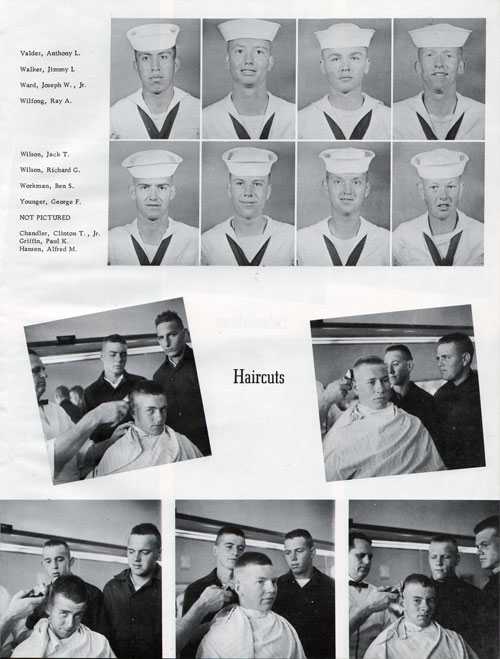 Company 60-594 Recruits Page Five