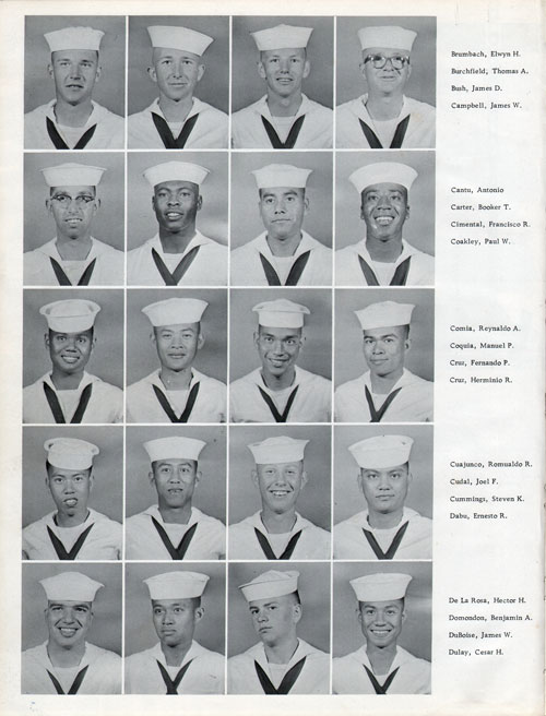 Company 60-597 Recruits Page Two