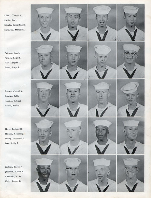 Company 60-597 Recruits Page Three