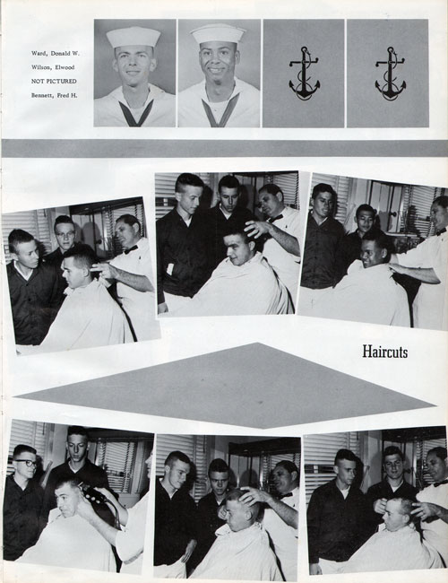 Company 60-597 Recruits Page Five