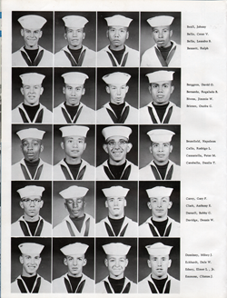 Recruits from Company 60-624 San Diego USNTC - Page 2