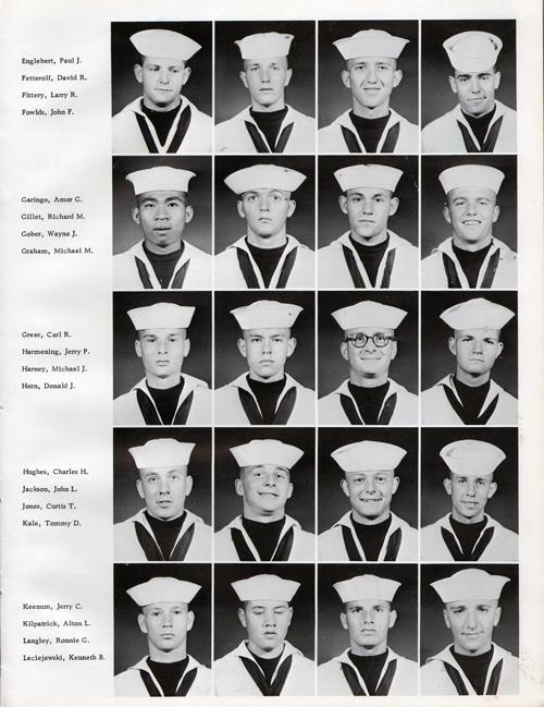 Recruits from Company 60-624 San Diego USNTC - Page 3