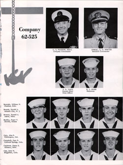 Company 62-525 Recruits Page One
