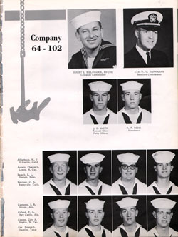 Company 64-102 Recruits Page One