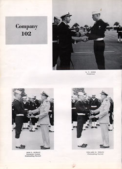 Company 64-102 Recruits Page Four