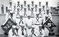 Company Commander and Petty Officers