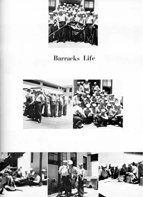 Company 66-237 Recruits, Barracks Life