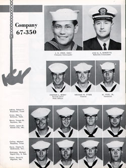Company 1967-350 Page One