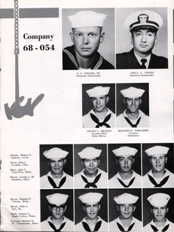 Company 1968-54 Page One