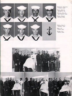 Navy Boot Camp San Diego Yearbook 1968 Company 120 Gg