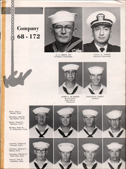 Company 1968-172 Page One