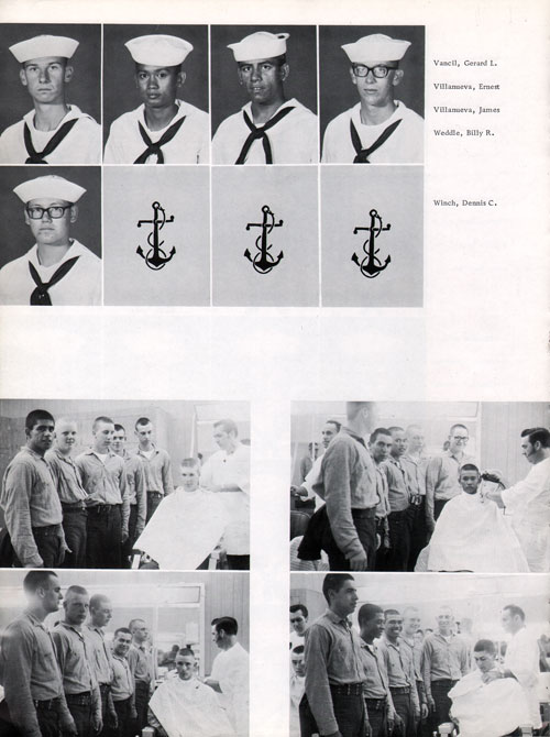 Company 69-416 Recruits Page Four
