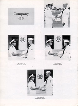 Company 69-416 Recruits Page Five