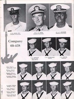 Company 69-438 Recruits Page One