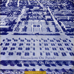 Bluejackets On Parade Record Jacket Side A