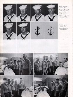 Company 69-708 Recruits Page Four
