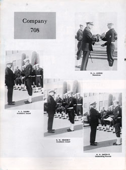 Company 69-708 Recruits Page Five