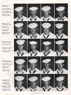 Company 71-331 Recruits Page Three