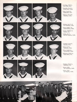 Navy Boot Camp San Diego Yearbook 1971 Company 331 Gg