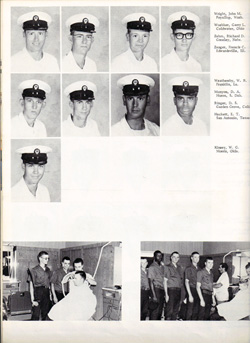 Navy Boot Camp San Diego Yearbook 1973 Company 279 Gg