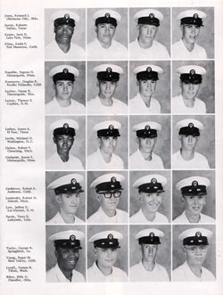 Company 73-308 Recruits Page Three
