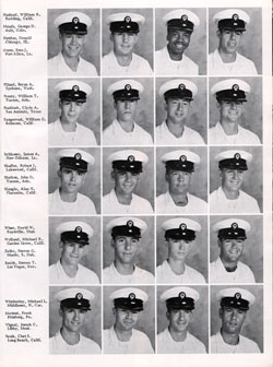 Company 76-086 Recruits Page Three