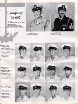 Company 78-097 Recruits Page One