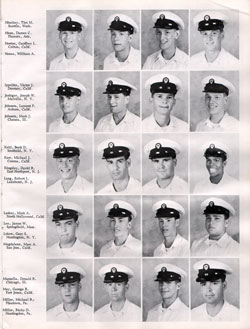 Company 78-097 Recruits Page Three