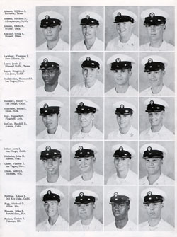 Company 78-914 Recruits Page Three