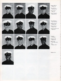 Navy Boot Camp San Diego Yearbook 1979 Company 252 Gg