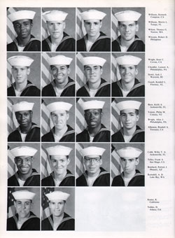 Company 84-054 Recruits Page Four