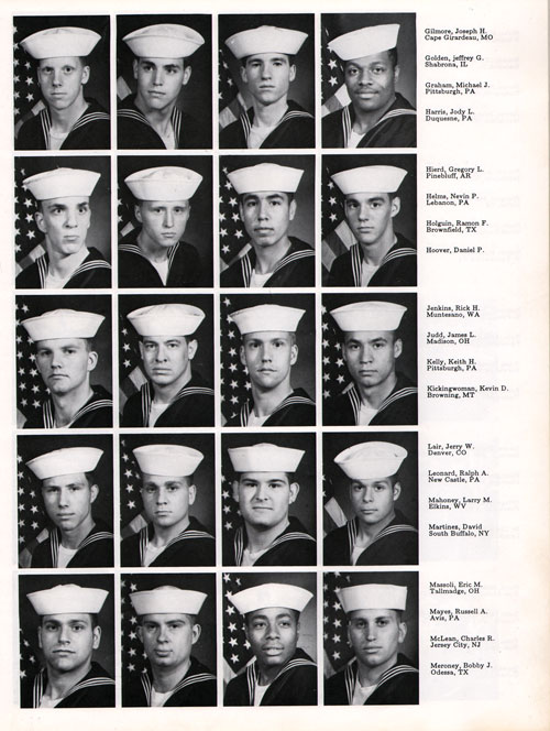 Company 87-003 Recruits Page Three