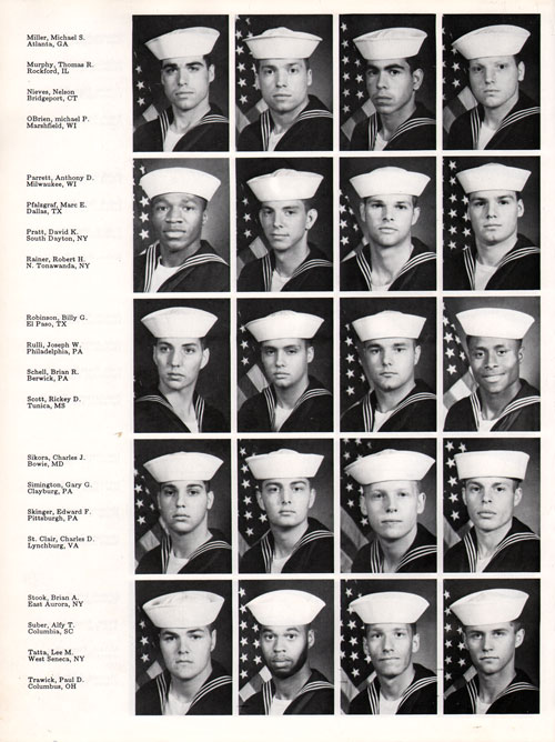 Company 87-003 Recruits Page Four