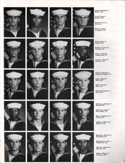 Company 91-241 Recruits Page Three