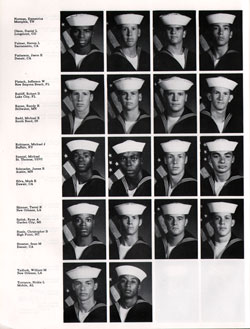 Company 91-241 Recruits Page Four