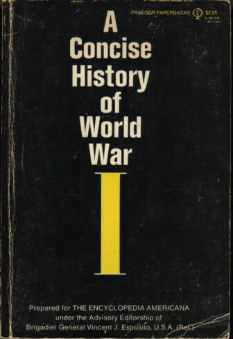 A Concise History of World War I