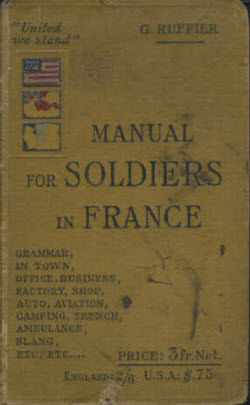 Manual For Soldiers Of France