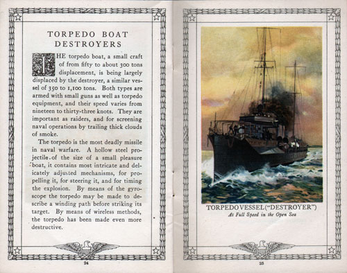 Torpedo Boat Destroyers