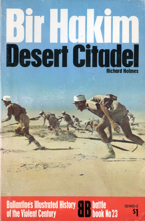 Bir Hakim: Desert Citadel - World War II Battle Book, No. 23
