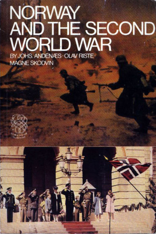 Front Cover - Norway and the Second World War