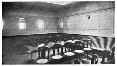Third Class Smoking Room on the S.S. Gothland