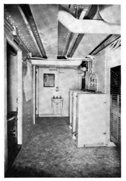 General Toilet and Bathroom - SS Minnesota